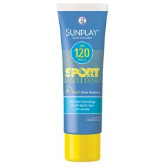 SUNPLAY MAX SPORT SUNSCREEN LOTION SPF120 PA++++ 80G