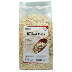 TRESOR EARTHFOOD REGULAR ROLLED OATS 500G