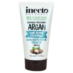 INECTO NATURALS ARGAN HAIR REPAIR TREATMENT 150ML