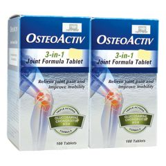 OSTEOACTIVE 3IN1 TAB 100S X 2 + 20S