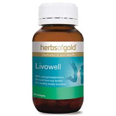 HERBS OF GOLD LIVOWELL 60S