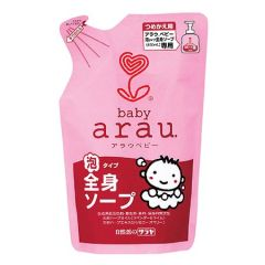 ARAU BABY FULL BODY SOAP REFILL 400ML