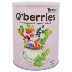 TRESOR EARTHFOOD QBERRIES 850G