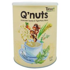TRESOR EARTHFOOD QNUTS 850G