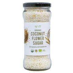 AGRILIFE ORGANIC COCONUT FLOWER SUGAR 230G