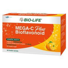 BiO-LiFE MEGA-C PLUS BIOFLAVONOID SACHET 30S