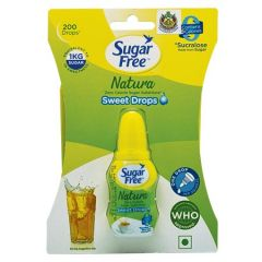 SUGARFREE NATURA ZERO CALORIS DROP 10ML (200 DROP)