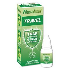 NASALEZE TRAVEL PROTECTION 800MG