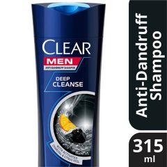 CLEAR MEN DEEP CLEANSE ANTI-DANDRUFF SHAMPOO 315ML