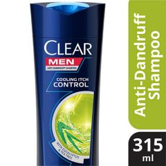CLEAR MEN COOLING ITCH CONTROL SHAMPOO 315ML