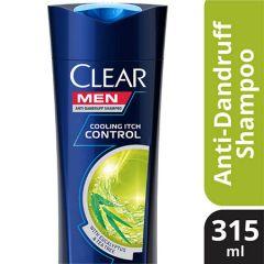 CLEAR MEN COOLING ITCH CONTROL ANTI-DANDRUFF SHAMPOO 315ML