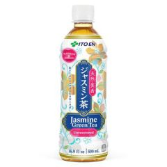 ITO EN JASMINE GREEN TEA UNSWEETENED 500ML