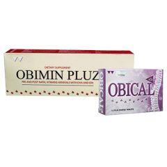 OBIMIN PLUZ 30S + OBICAL 10S