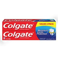 COLGATE RED GREAT REGULAR FLAVOR TOOTHPASTE 225G X 2