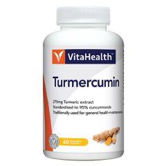 VITAHEALTH TURMERCUMIN 60S