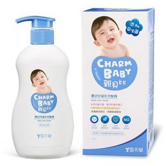 CHARM BABY BABY HAIR WASH 400ML