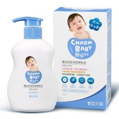 CHARM BABY BABY LOTION 200ML