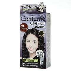 CONFUME BLACK BEAN SQUID INK HAIR COLOR 5N - NATURAL BROWN