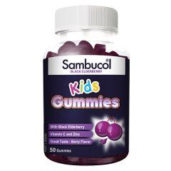 SAMBUCOL KIDS GUMMIES 50S