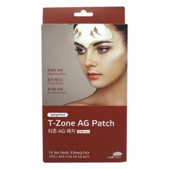 LABOTTACH T-ZONE AG PATCH FOR FOREHEAD WRINKLES 4S