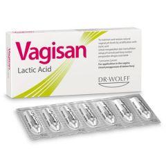 VAGISAN LACTIC ACID 7S