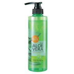 BODY BUDDY ALOE VERA MOISTURE REAL SOOTHING BODY WASH 500ML