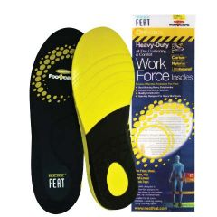 NEAT FEAT WORK FORCE INSOLES SIZE L