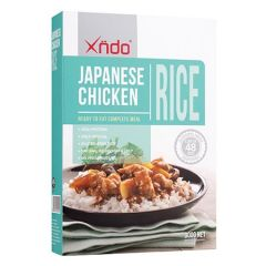 XNDO JAPANESE CHICKEN RICE 300G