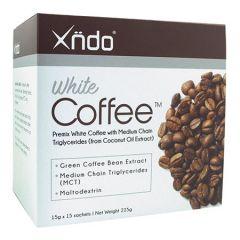 XNDO WHITE COFFEE FLAVOUR SACHET 15G X 15S