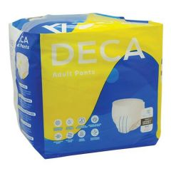 DECA ADULT DIAPER PANTS 10S - L SIZE