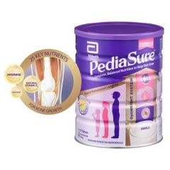 PEDIASURE COMPLETE OPTIHEIGHT VANILLA 850G