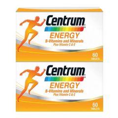 CENTRUM ENERGY 60S X 2