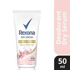Rexona Advanced Whitening Fresh Sakura Dry Serum 50ML