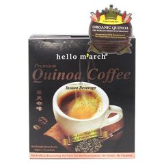 HELLO MARCH PREMIUM QUINOA COFFEE 30G X 12S