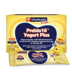 VITAHEALTH KIDS PROBIO 16 YOGURT PLUS SACHET 30S