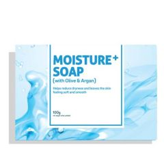 CARING MOISTURE+ SOAP 100G