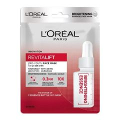 LOREAL REVITALIFT PRO YOUTH FACE MASK BRIGHTENING ESSENCE 1S