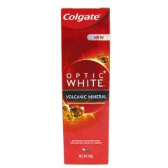 COLGATE TOOTHPASTE OPTIC WHITE VOLCANIC MINERAL 100G