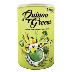 TRESOR EARTHFOOD QUINOA GREENS 400G