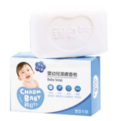 CHARM BABY BABY SOAP BAR 1S