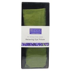 NATURAL ELEMENTS AROMATHERPY RELAXING EYE PILLOW