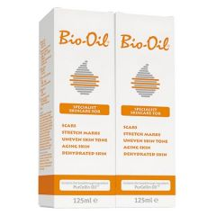 BIO-OIL SKINCARE OIL 125ML X 2
