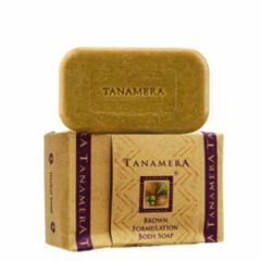 TANAMERA BROWN FORMULATION BODY SOAP 125G