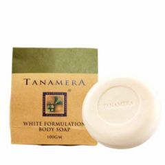 TANAMERA WHITE FORMULATION BODY SOAP 100G