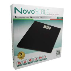 NOVOSCALE CB501 ELECTRONIC BATHROOM SCALE