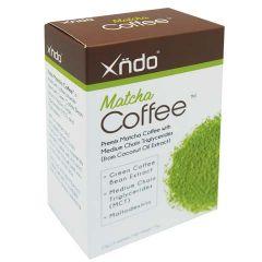 XNDO MATCHA COFFEE FLAVOUR SACHET 15G X 5S