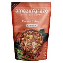 AMAZIN GRAZE COCONUT KAYA GRANOLA 250G